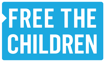 free the children logo transparent