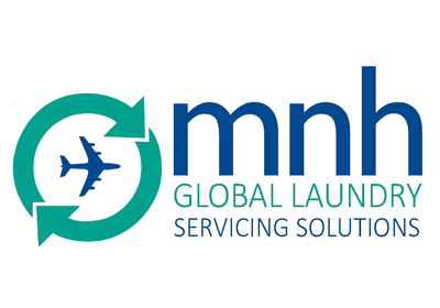 MNH Global Laundry Servicing Solutions Logo