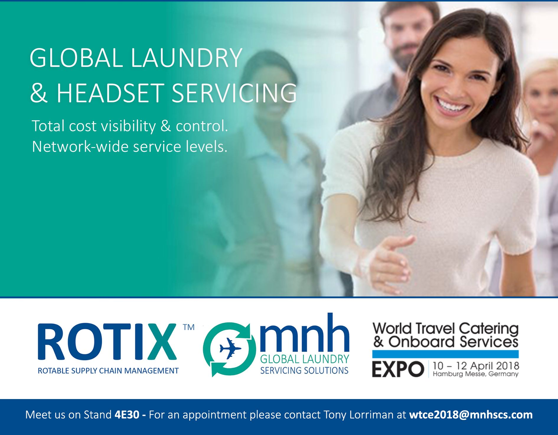Global Laundry and Headset Servicing